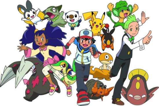 Покемон: Чёрное и Белое Судьбы Соперников / Pokemon Black and White Rival Destinies